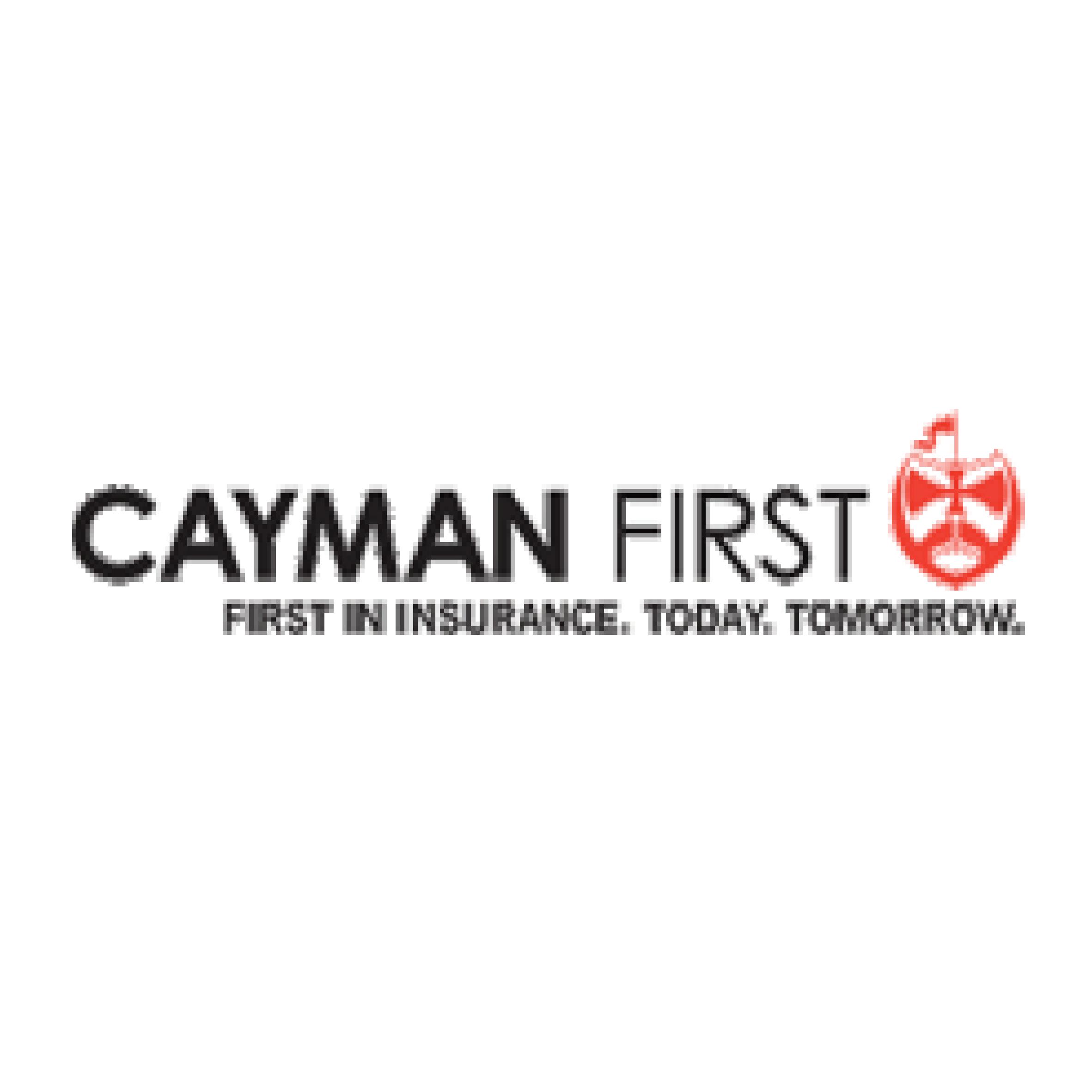 Cayman First Insurance Company Ltd. logo.