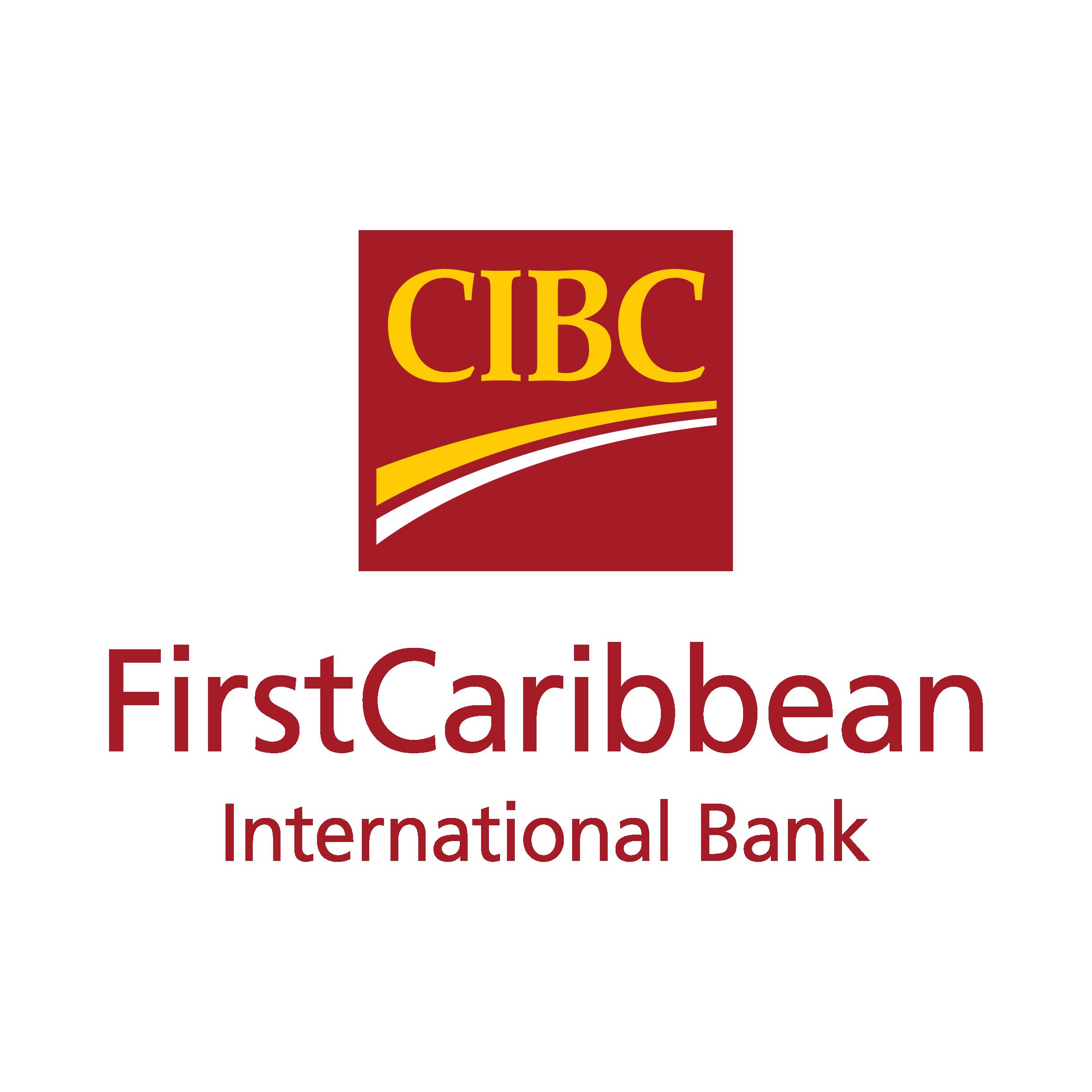 First Caribbean International Bank logo.