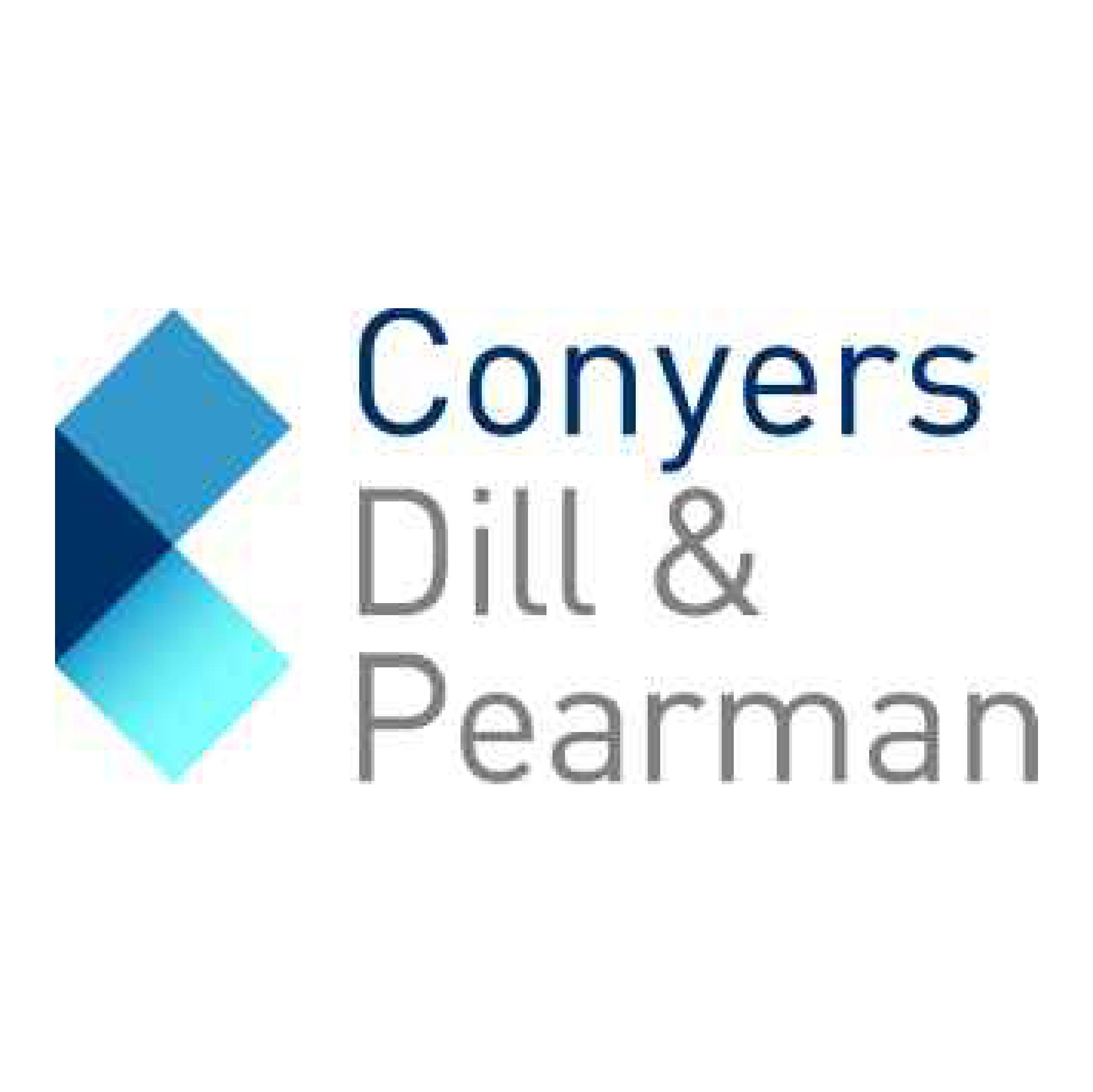 Conyers Dill & Pearman Logo.