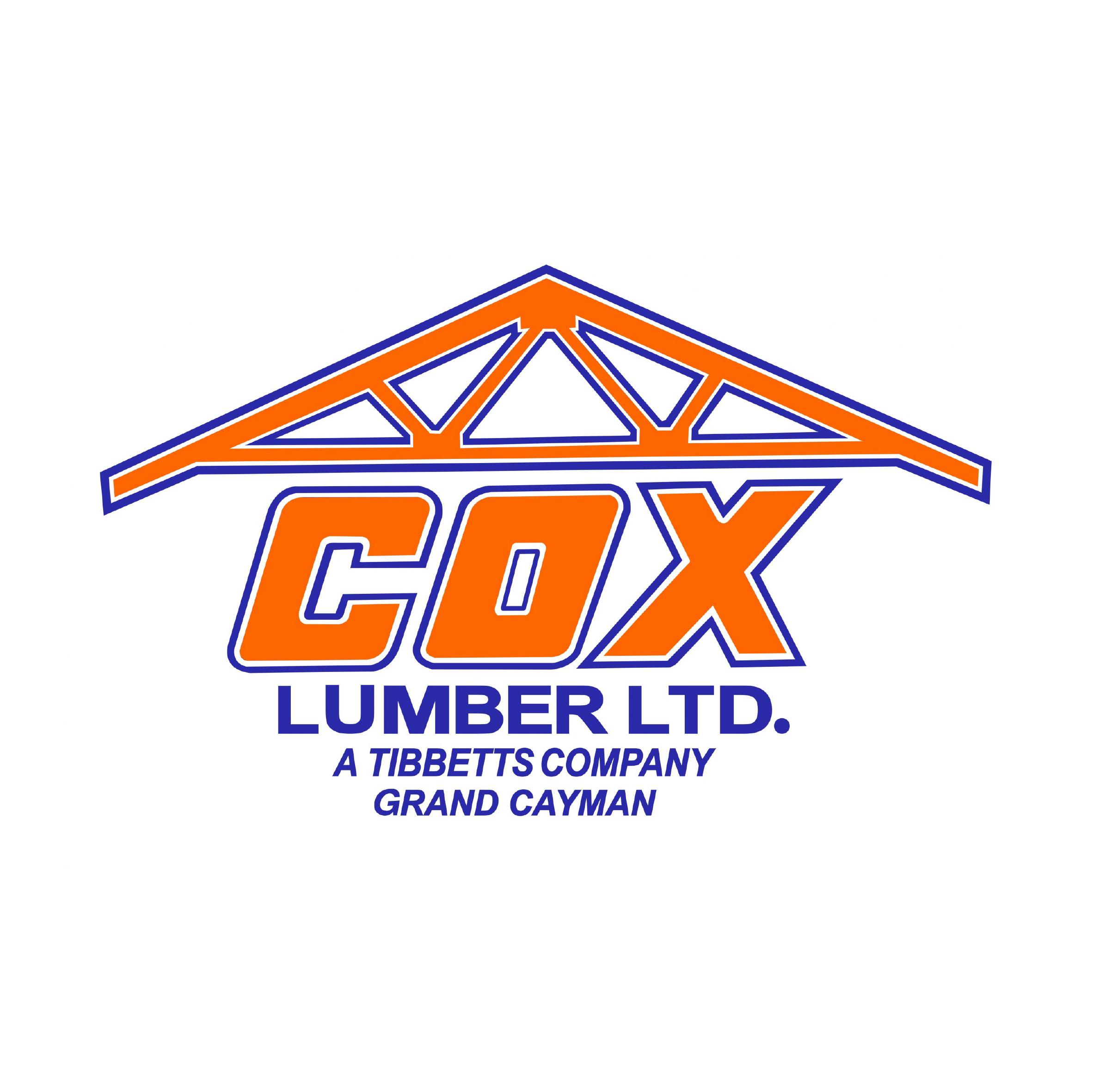 Cox Lumber LTD. logo.