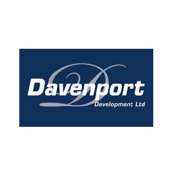 Davenport Development Ltd. logo.