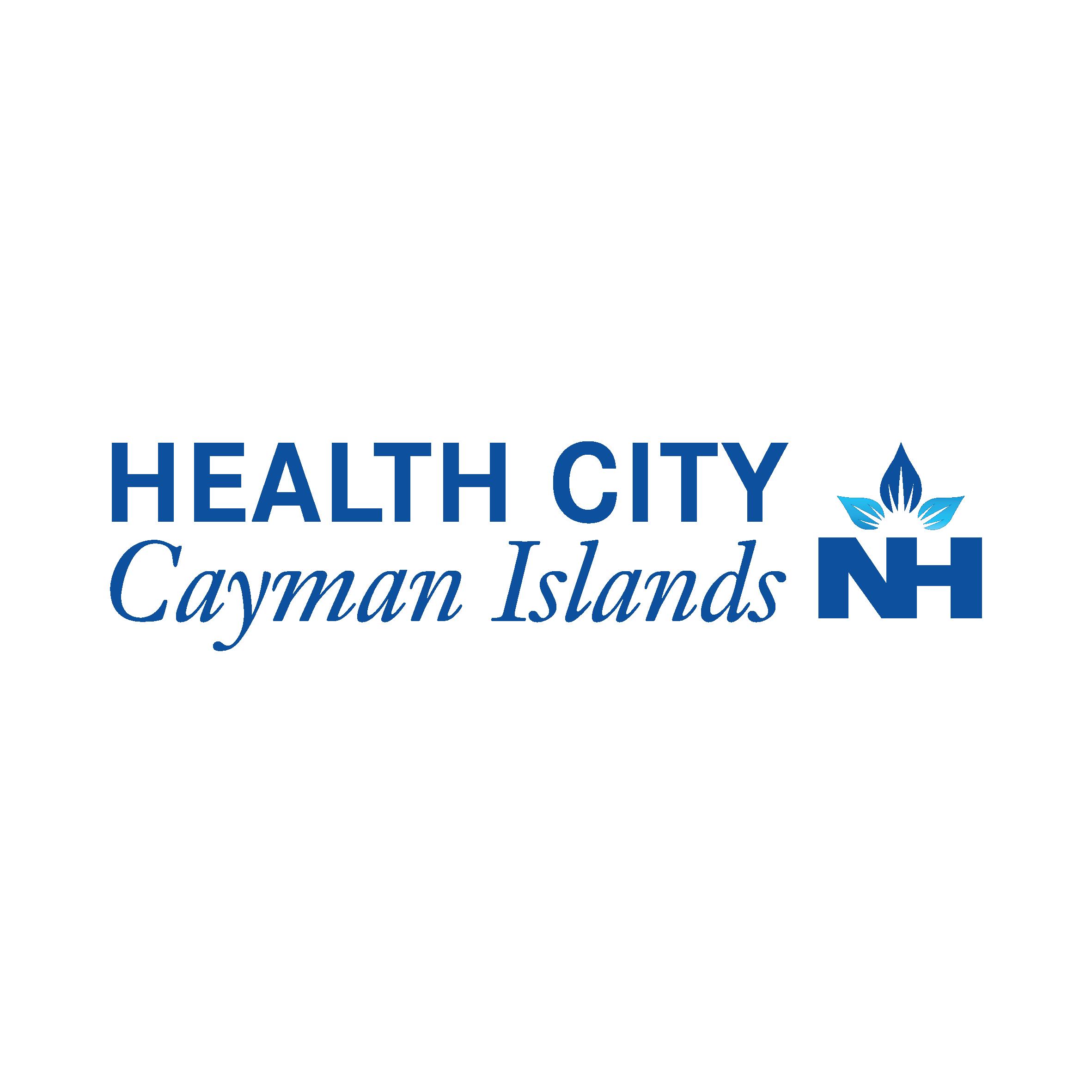 Health City Cayman Islands logo.