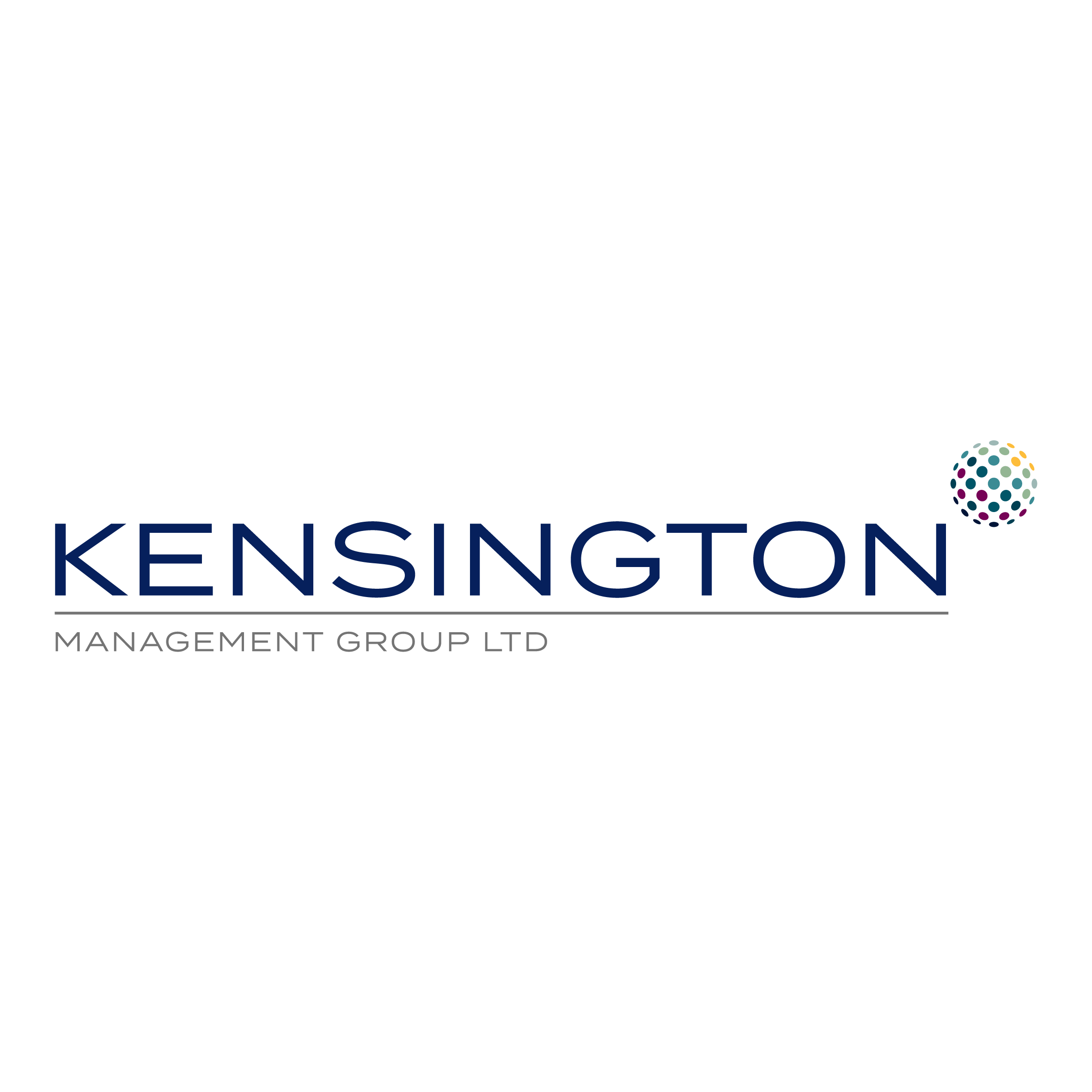 Kensington Management Group Ltd. logo.