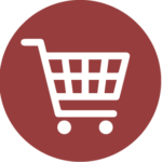 Icon of a shopping cart.